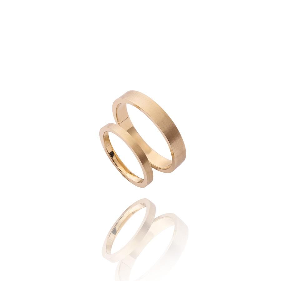 WEDDING RINGS 'CLASSIC'